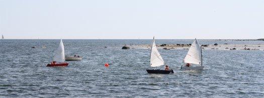 Sommaren är här med alla sina aktiviteter och förväntningar |Foto: Gerd Persson