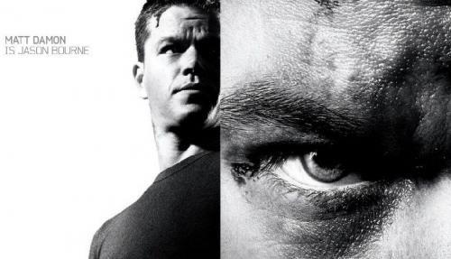 Filmstjärnan Matt Damon
