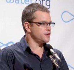 Människan Matt Damon