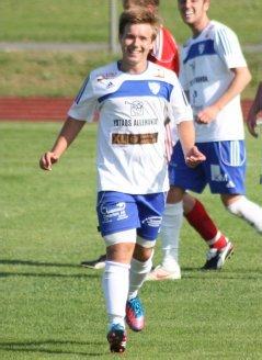 Mikael Lindström i IFK-tröjan|Bild: Stefan Persson