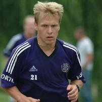 Pär Zetterberg - RSC Anderlecht