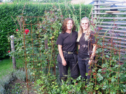 Hemma i Karins trädgård | : Stefan Persson