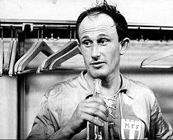 Ingvar Svahn 1967 med sin limonad.