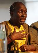 Ngũgĩ wa Thiong'o, Kenya, 76 år