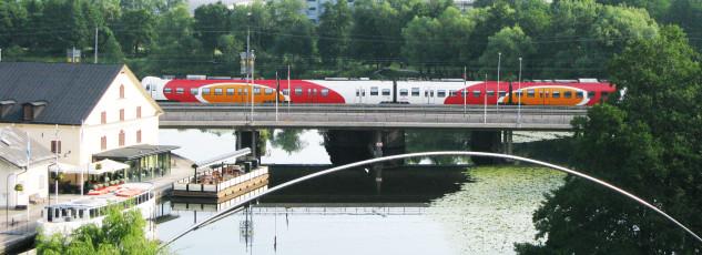 Linköping -  en pendlingsbar stad