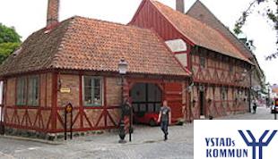 Apoteksgården i Ystad