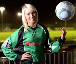 Stephanie Roche| :The Irish Time