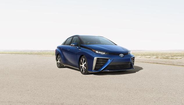 Toyota Mirai|Toyota Sweden AB