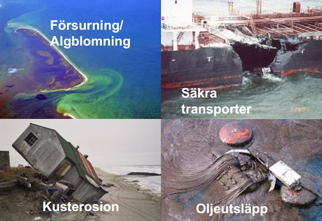 De viktigaste frågorna  för KIMO International och KIMO Baltic Sea.|  : KIMO International
