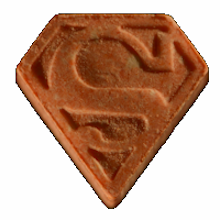 Så här ser den livsfarliga tabletten ut.