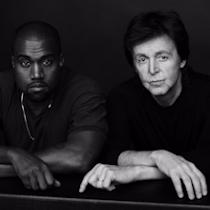 Kanye West & Paul McCartney
