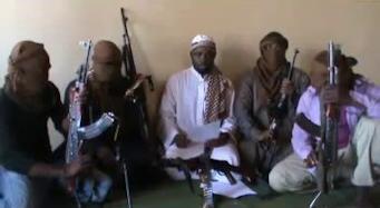 Krigare från islamistiska Boko Haram.