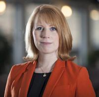 Annie Lööf, partiledare (C)