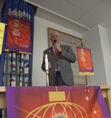 guvernören Bengt Holmström |Foto: Sayed Khatib
