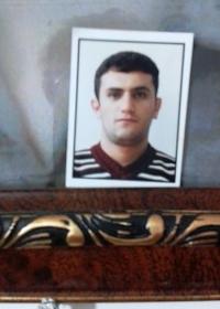Saman Naseem, dömd till döden.