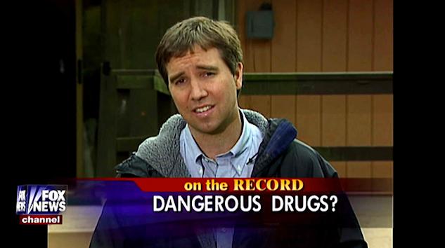 Finns på Fox News för avlyssning.
