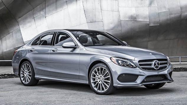 Mercedes Benz C-Class|©  : World Car Awards