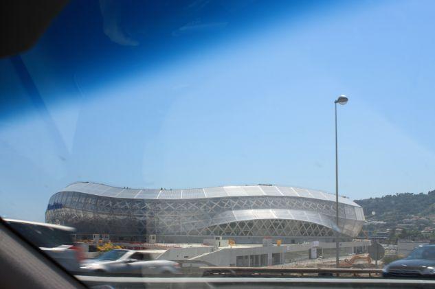 Allianz Arena i Nice 2 juli 2013. | ©  : Gerd Persson