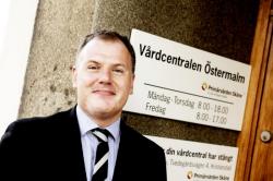 |Gilbert Tribo (L) oppositionsledare i hälso- och sjukvårdsnämnden.